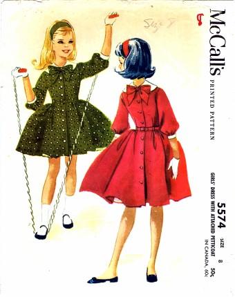 McCalls 1960 5574