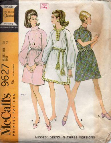 McCall's 9627