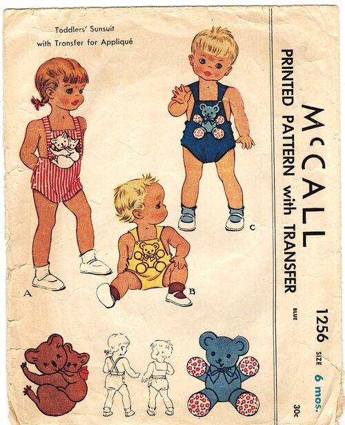 McCall 1256 57