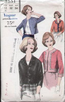 Vogue 5151 60s