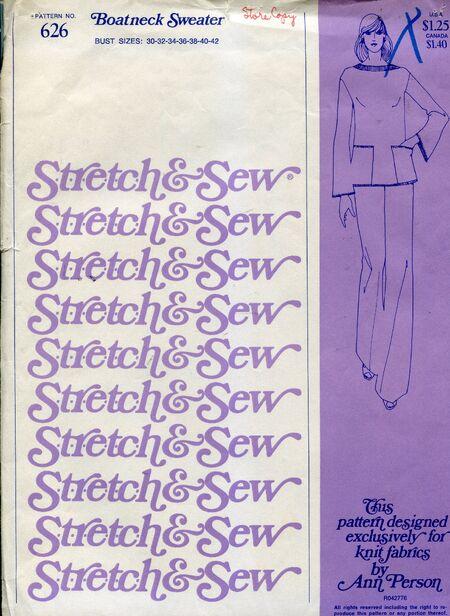 Stretch&sew626