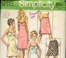 Simplicity 9115