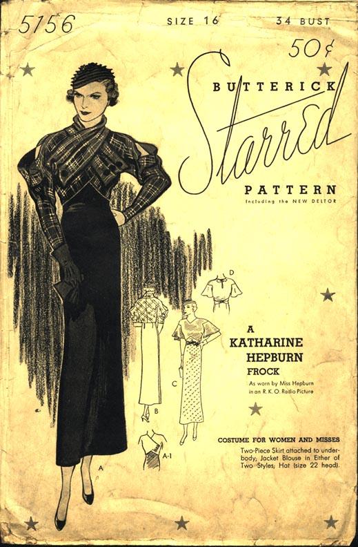 butterick 5156 a vintage sewing patterns fandom