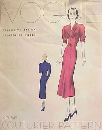 Vogue 545