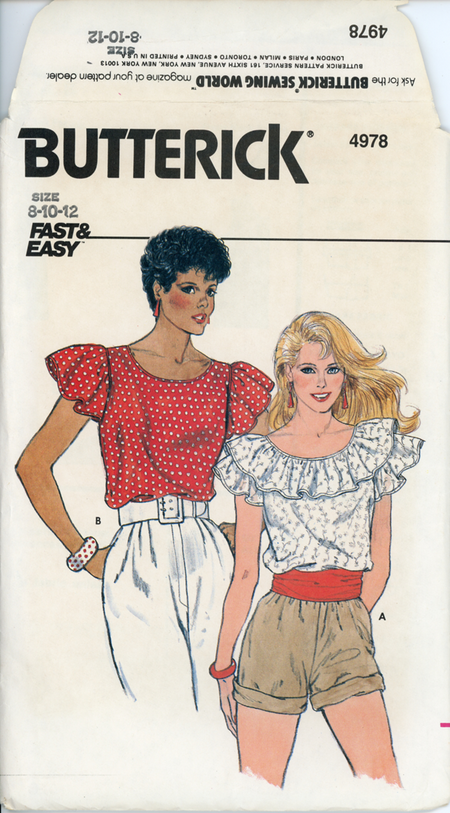 Butterick-4978front