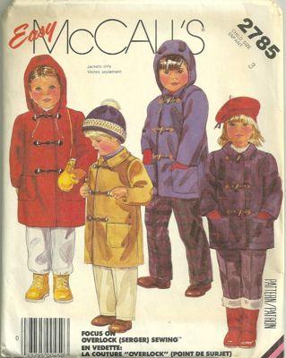 Mccalls 2785
