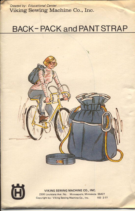 Vikinvbackpack