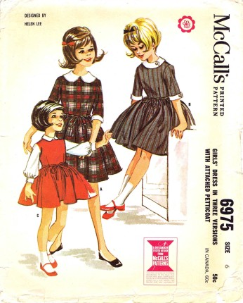 McCalls 1963 6975