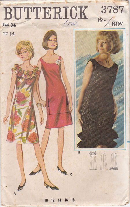 Pattern - Butterick 3787 02