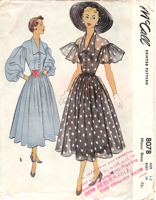Mccall 8078 Vintage Sewing Patterns Fandom Powered By