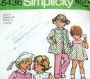Simplicity 5436 A