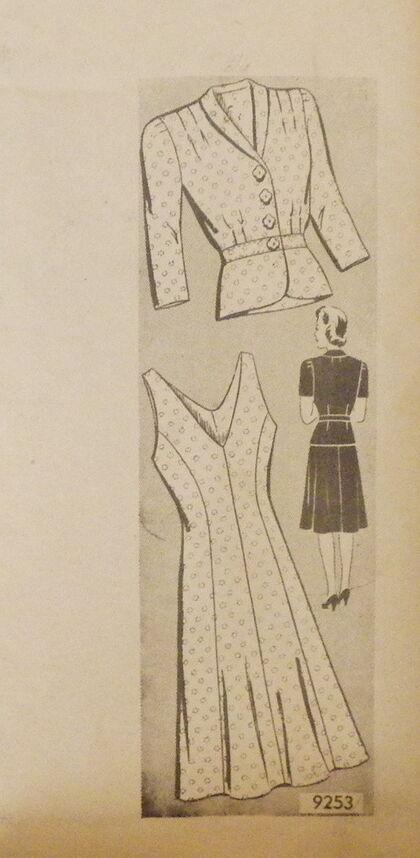 Marian Martin 9523 (1940s)