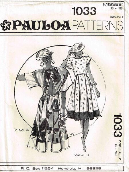 1033 Pauloa Dress
