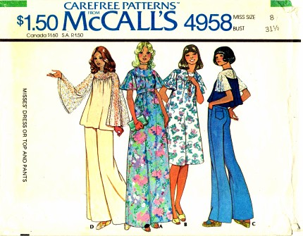 McCalls 1976 4958