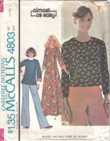McCalls 4803
