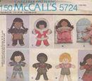McCall's 5724
