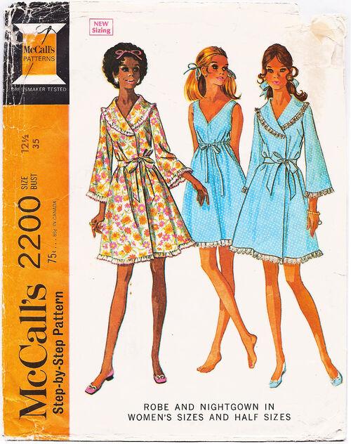 McCall's 2200