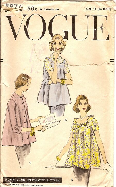 Vogue 8976a