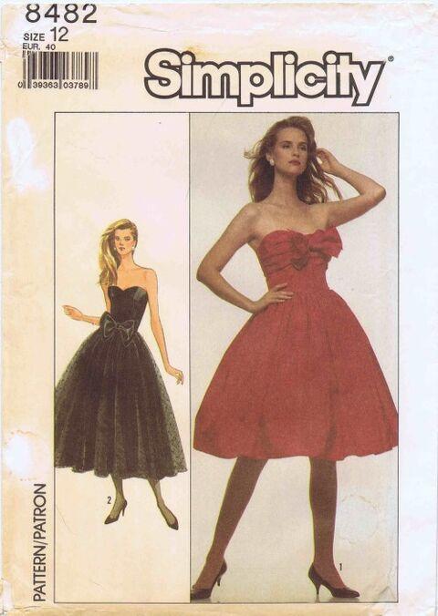 Simplicity 1988 8482