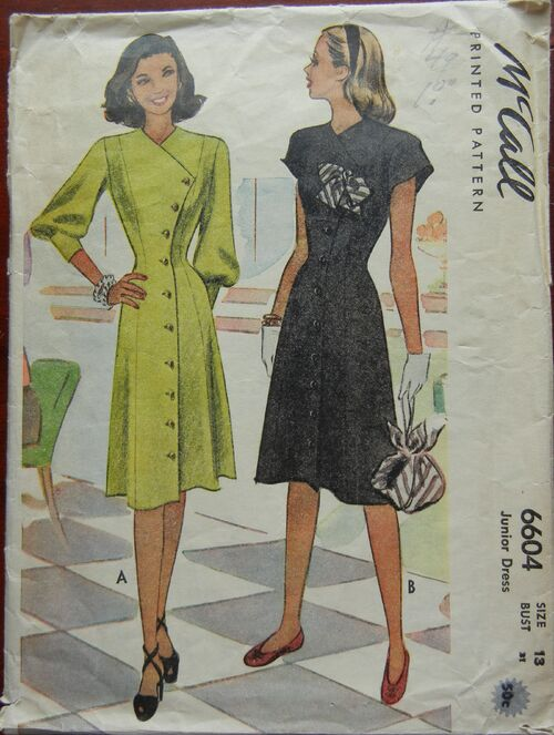 6604 McCalls 1946