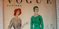 Vogue 8621 A