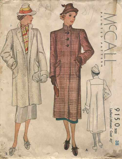 McCall's-9150-Front