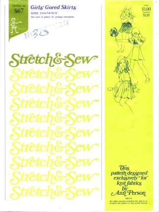 Stretch & Sew 867