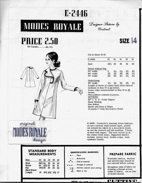 Modes Royale E2446