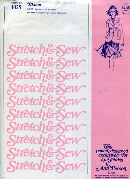 Stretch&sew1025