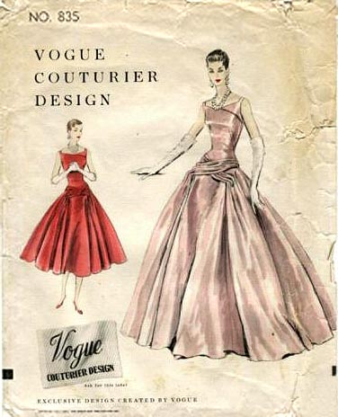 Vogue couturier 835