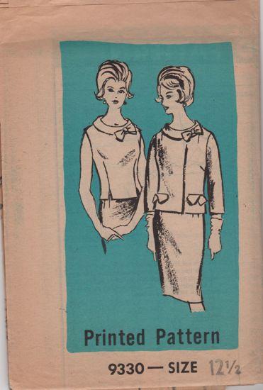 Printed Pattern 9330