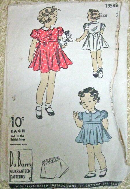 DuBarry 1958B