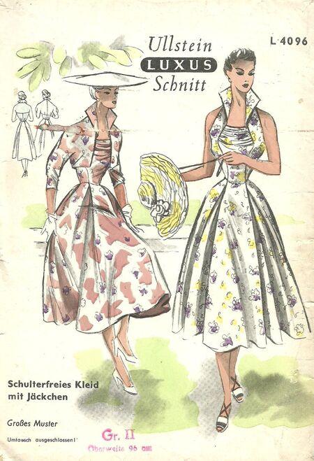 Ullstein Schnitt Luxus L4096