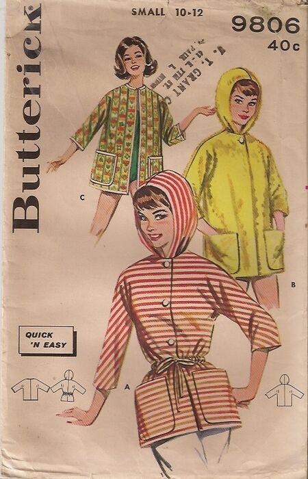 Butterick 9806