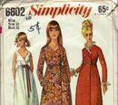 Simplicity 6802