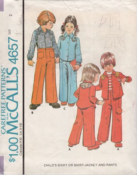 McCall's 4657 A image