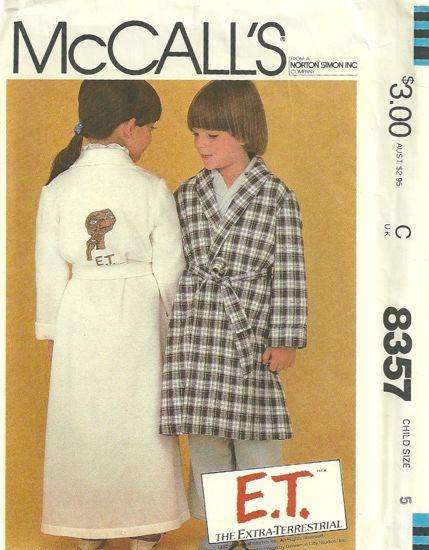 McCalls 8357