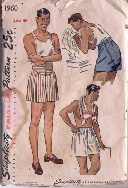Simplicity 1960 a