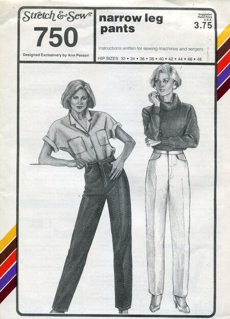 Stretch&sew750pants