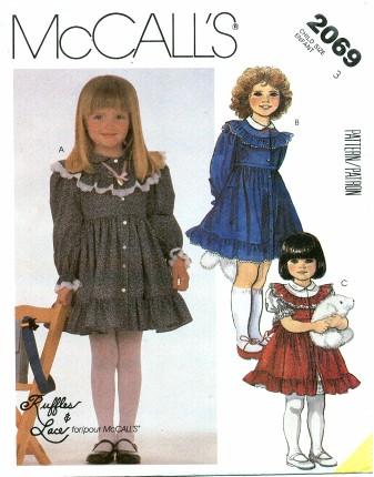 McCalls 1985 2069