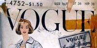 Vogue S-4752