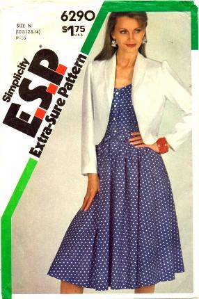 Simplicity 1983 6290