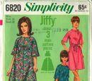 Simplicity 6820