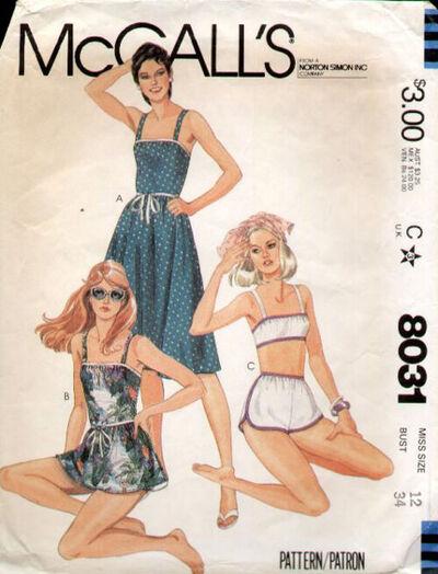 McCalls 8031 82