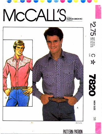 McCalls 7820