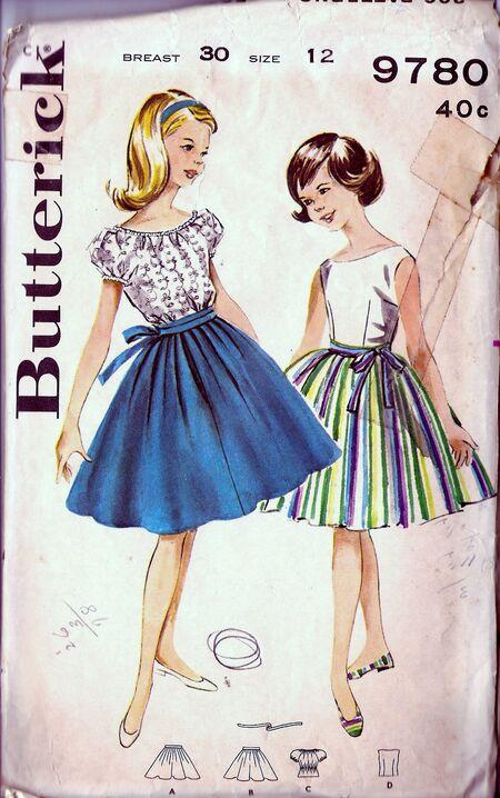 Butterick 9780