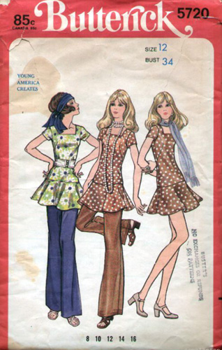 Butterick 5720 image