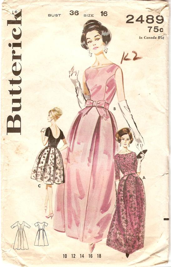 Butterick2489 1960sa