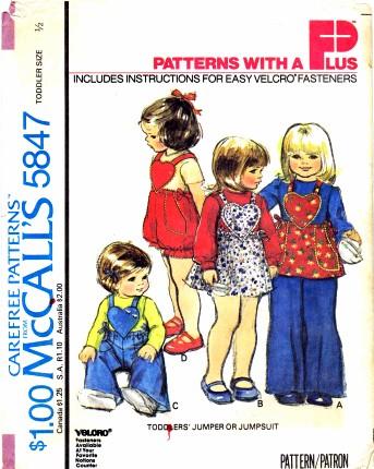 McCalls 1977 5847
