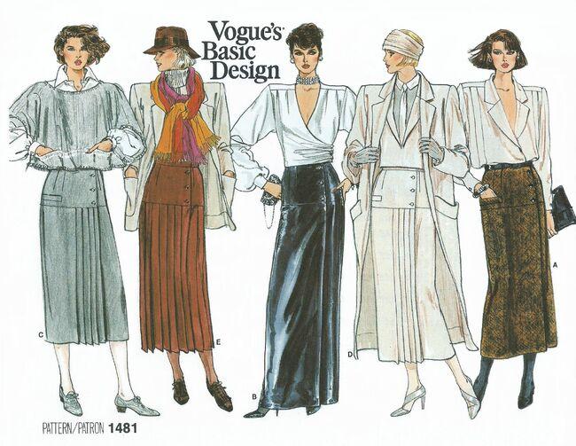 Vogue 1481